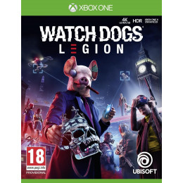 Coperta WATCH DOGS LEGION - XBOX ONE