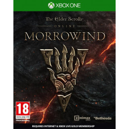 Coperta THE ELDER SCROLLS ONLINE MORROWIND - XBOX ONE
