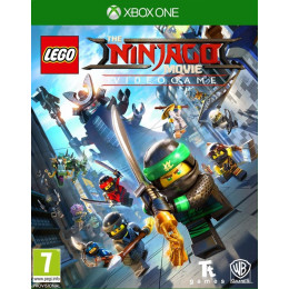 Coperta LEGO NINJAGO MOVIE - XBOX ONE