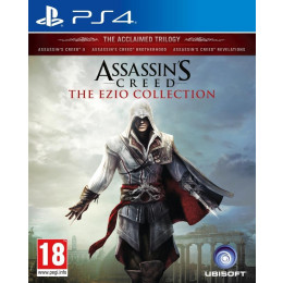 Coperta ASSASSINS CREED THE EZIO COLLECTION - PS4