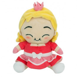 Coperta FAT PRINCESS STUBBINS PLUSH PINK PRINCESS