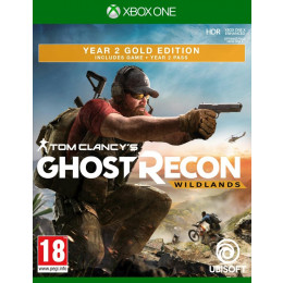 Coperta GHOST RECON WILDLANDS YEAR 2 GOLD - XBOX ONE