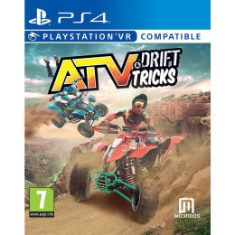 Coperta ATV DRIFT & TRICKS - PS4