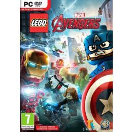 Coperta LEGO MARVEL AVENGERS - PC