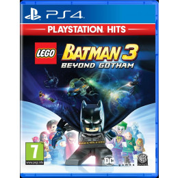 Coperta LEGO BATMAN 3 BEYOND GOTHAM PLAYSTATION HITS - PS4