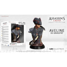 Coperta ASSASSINS CREED LIBERATION BUST AVELINE