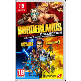 Coperta BORDERLANDS LEGENDARY COLLECTION - SW