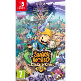 Coperta SNACK WORLD THE DUNGEON CRAWL GOLD - SW