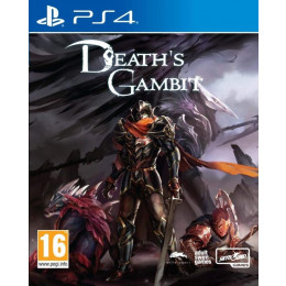 Coperta DEATHS GAMBIT - PS4