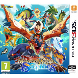 Coperta MONSTER HUNTER STORIES - 3DS
