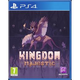 Coperta KINGDOM MAJESTIC LIMITED EDITION- PS4