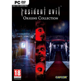Coperta RESIDENT EVIL ORIGINS COLLECTION - PC