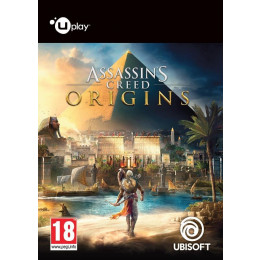 Coperta ASSASSINS CREED ORIGINS - PC (UPLAY CODE)