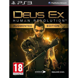 Coperta DEUS EX HUMAN REVOLUTION AUGMENTED EDITION - PS3