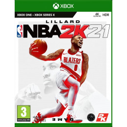 Coperta NBA 2K21 - XBOX ONE