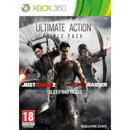 Coperta ULTIMATE ACTION PACK - XBOX360