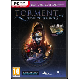 Coperta TORMENT TIDES OF NUMENERA D1 EDITION - PC