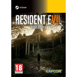 Coperta RESIDENT EVIL 7 - PC (STEAM CODE)