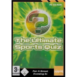Coperta ULTIMATE SPORTS QUIZ - PC