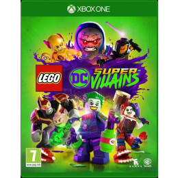 Coperta LEGO DC SUPERVILLAINS - XBOX ONE