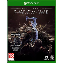 Coperta MIDDLE EARTH SHADOW OF WAR - XBOX ONE