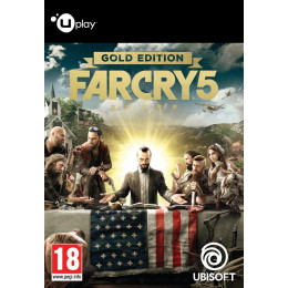Coperta FAR CRY 5 GOLD EDITION - PC (UPLAY CODE)