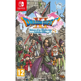 Coperta DRAGON QUEST XI S ECHOES OF AN ELUSIVE AGE DEFINITIVE EDITION - SW