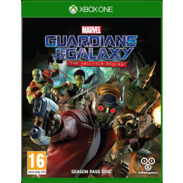 Coperta TELLTALE GUARDIANS OF THE GALAXY - XBOX ONE