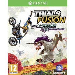 Coperta TRIALS FUSION THE AWESOME MAX EDITION - XBOX ONE