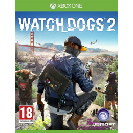 Coperta WATCH DOGS 2 - XBOX ONE