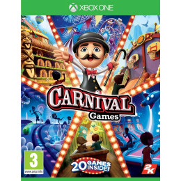 Coperta CARNIVAL GAMES - XBOX ONE