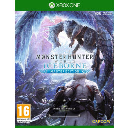Coperta MONSTER HUNTER WORLD ICEBORNE - XBOX ONE