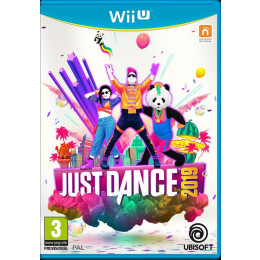 Coperta JUST DANCE 2019 - WII U