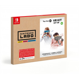 Coperta NINTENDO LABO VR KIT EXPANSION SET 1 (CAMERA + ELEPHANT) - GDG
