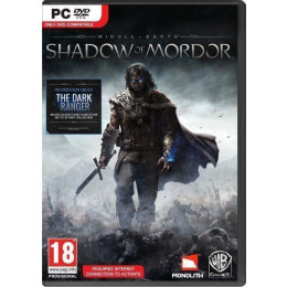 Coperta MIDDLE EARTH SHADOW OF MORDOR - PC