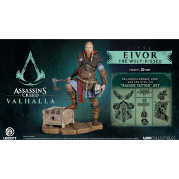 Coperta ASSASSINS CREED VALHALLA EIVOR THE WOLF KISSED FIGURINE