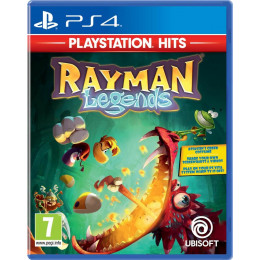 Coperta RAYMAN LEGENDS PLAYSTATION HITS - PS4