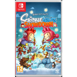 Coperta SCRIBBLENAUTS SHOWDOWN - SW