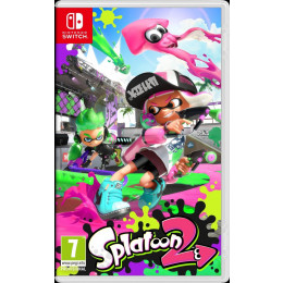 Coperta SPLATOON 2 - SW