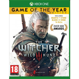 Coperta THE WITCHER 3 WILD HUNT GOTY EDITION - XBOX ONE