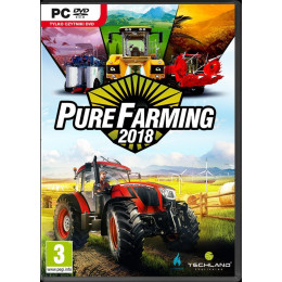 Coperta PURE FARMING 18 - PC