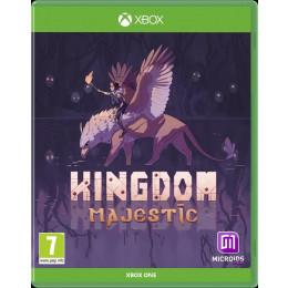 Coperta KINGDOM MAJESTIC - XBOX ONE