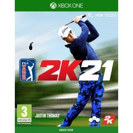 Coperta PGA TOUR 2K21 - XBOX ONE