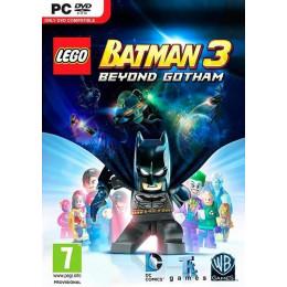 Coperta LEGO BATMAN 3 BEYOND GOTHAM - PC