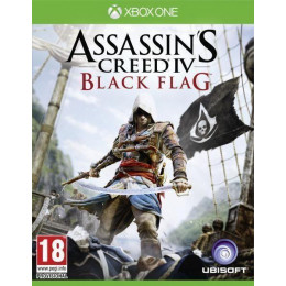 Coperta ASSASSINS CREED 4 BLACK FLAG - XBOX ONE