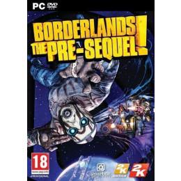 Coperta BORDERLANDS THE PRE-SEQUEL - PC