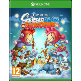 Coperta SCRIBBLENAUTS SHOWDOWN - XBOX ONE