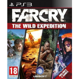 Coperta COMPILATION FAR CRY WILD EXPEDITION - PS3