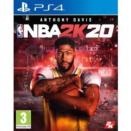 Coperta NBA 2K20 - PS4