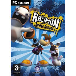 Coperta RAYMAN RAVING RABBIDS EXCLUSIVE - PC